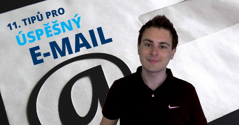 11 tipů pro úspěšný email