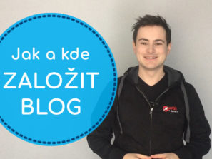 Jak a kde si založit blog - Daniel Križák
